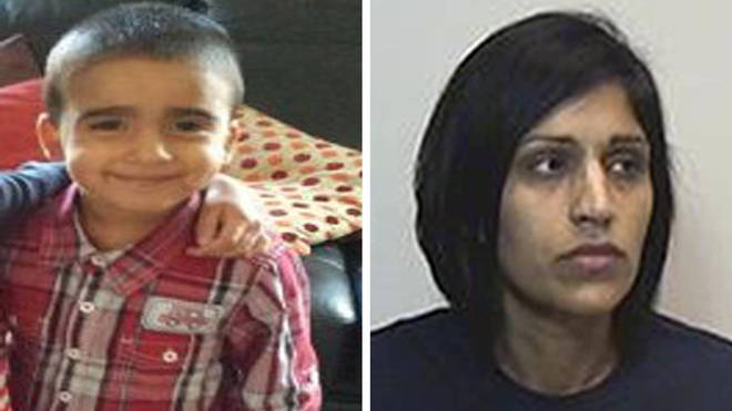 Rosdeep Adekoya who killed her three-year-old son and faked his disappearance has been freed from prison