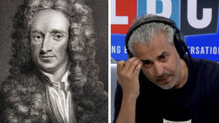 Removing Isaac Newton from curriculum makes decolonial movement 'comedic,' Maajid Nawaz fears