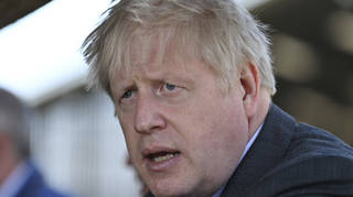 """Boris Johnson allegedly said he would rather """"let Covid rip"""" than impose a second lockdown"""