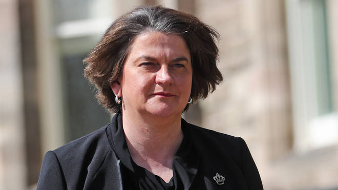 The party said its democratic electoral processes were a matter for the membership amid reports that a significant number of elected representatives have signed a letter of no confidence in Mrs Foster.