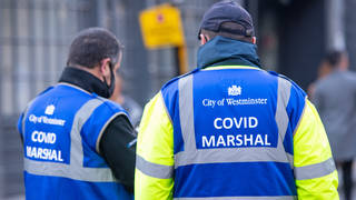 Tax Payers to face Covid Marshal bill until 2023