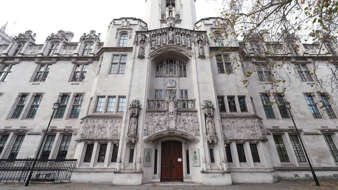 The Supreme Court (Yui Mok/PA)