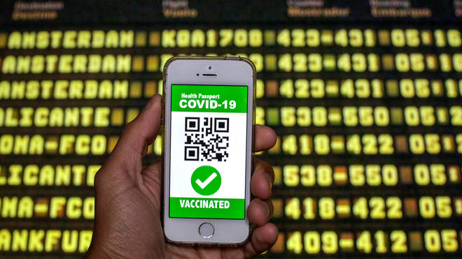 Apps are being developed by multiple countries to be used as covid passports