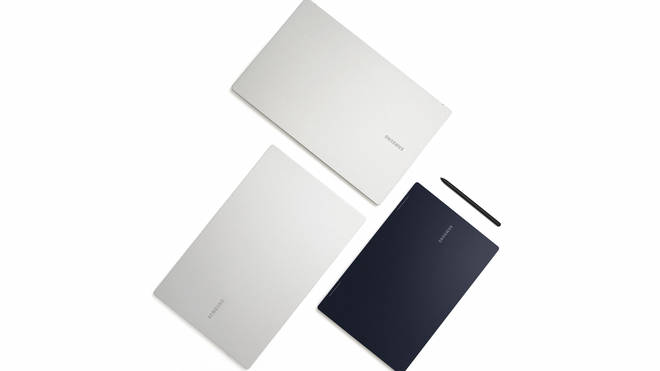 Samsung's new Galaxy Book series of laptops