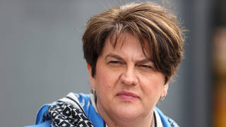 Arlene Foster has announced she will be stepping down as DUP leader and Northern Ireland's First Minister