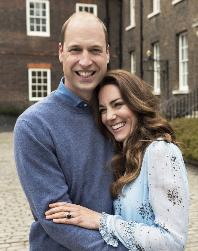 William married his former university flatmate Kate Middleton, who hailed from wealthy middle class background, at Westminster Abbey on April 29 2011