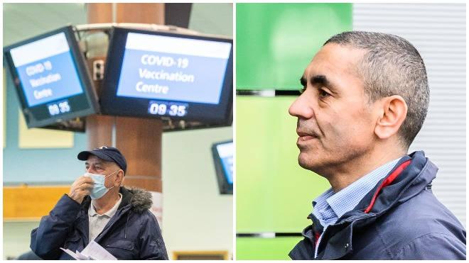 BioNTech boss Ugur Sahin has said Europe will likely achieve herd immunity this summer