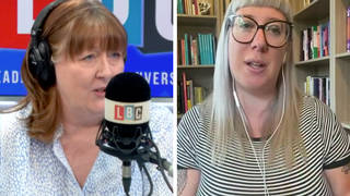 Women face stigma when reporting sexual offences, academic tells LBC