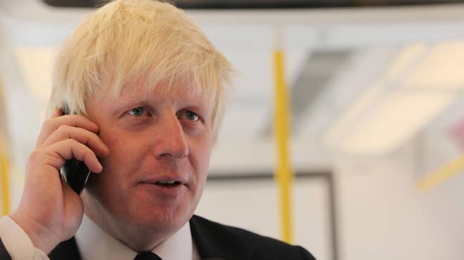 Boris Johnson's personal mobile number has been published online for the past 15 years, it has been claimed