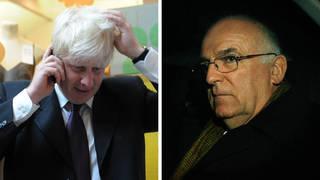 Sir Richard Dearlove once headed up MI6.