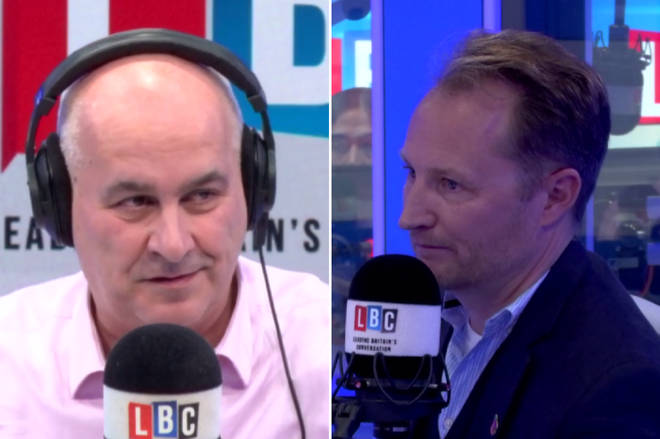Iain Dale spoke to Dr James D. Boys