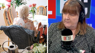 'My grandmother has to self-isolate in a care home for two weeks for visiting the dentist'