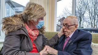 Care home visits will be allowed more out of home visits from Tuesday
