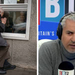 'It's not just the elderly' suffering under 'barbaric' care home rules, caller insists