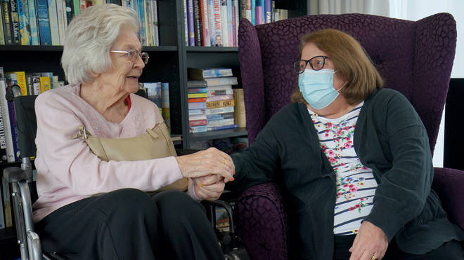 Rules for care home residents change next week
