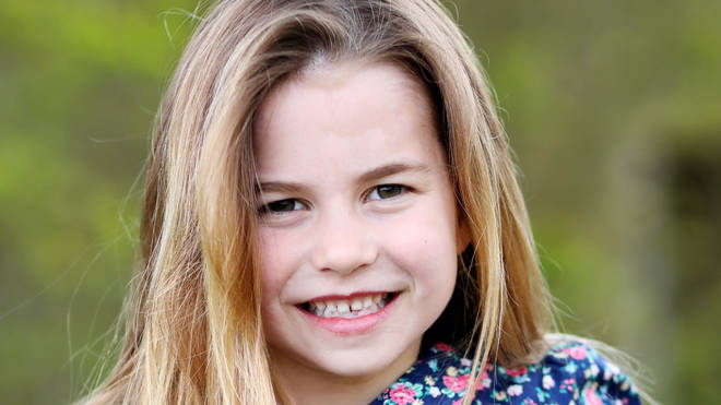 A photo has been released to mark Princess Charlotte's sixth birthday