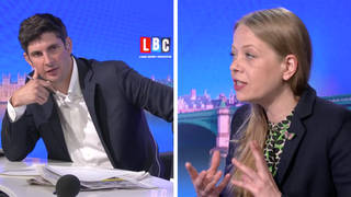 "The Metropolitan Police ""definitely"" has a racial bias in its use of force, Green party London Mayoral Candidate Sian Berry told Swarbrick on Sunday."