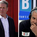 Starmer 'should not pander to the right' in rebuilding Labour, caller insists