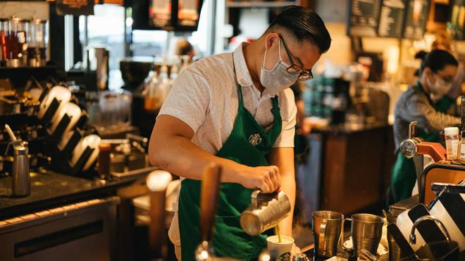 Starbucks Partner