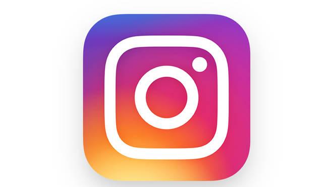 The Instagram logo