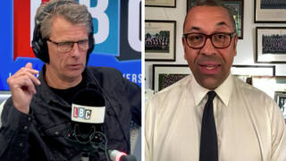 Andrew Castle puts James Cleverly on spot over PM conduct amid Tory sleaze claims