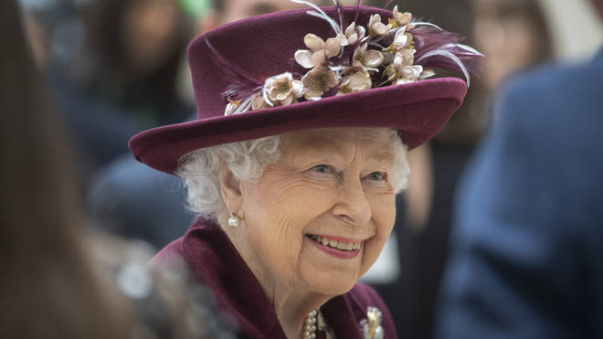The Queen made her statement on the 100th year anniversary of Northern Ireland's creation