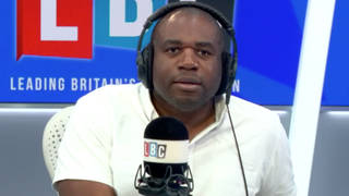 David Lammy's monologue on the UK 'stepping back' from its foreign aid commitment