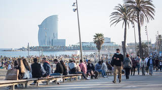 Summer holidays could be back on the cards as the EU considers easing travel restrictions