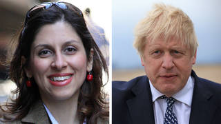 Boris Johnson has previously faced criticism for his handling of discussions with Iran over Nazanin Zaghari-Ratcliffe.