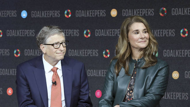 Bill Gates and wife Melinda have announced they are getting divorced