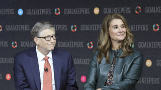 Bill Gates and wife Melinda announce they are getting divorced