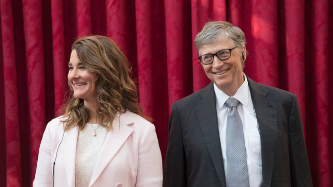 The billionaire couple co-run the Bill & Melinda Gates Foundation
