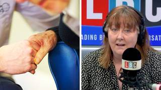 Visiting dying father described as 'a favour', caller tells Shelagh Fogarty