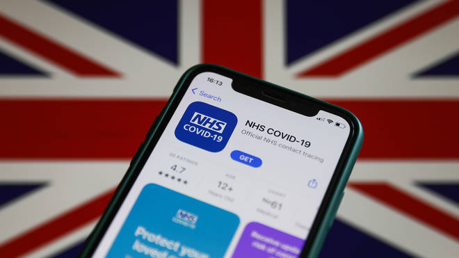 The NHS app might not be ready to use as a jab passport in time for when foreign travel resumes