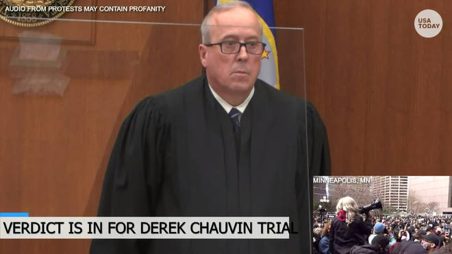 Judge Peter Cahill has been accused of violating his client's right to a fair trial after confirming a guilty verdict last month