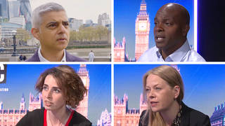 LBC quizzes the candidates for London Mayor