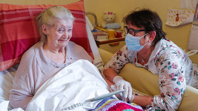 Care home residents should be allowed more visitors, two-thirds of people have said.
