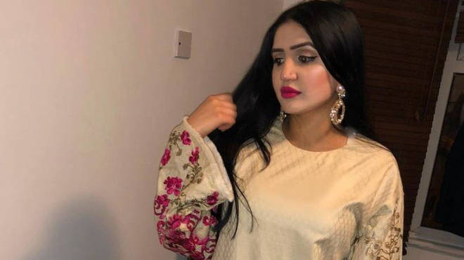 Mayra Zulfiqar was found dead with two bullet wounds on her body