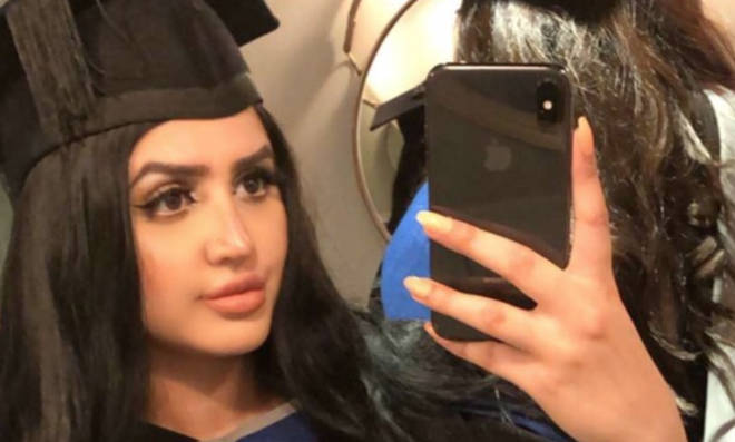 Mayra Zulfiqar moved from London to Pakistan two months agao
