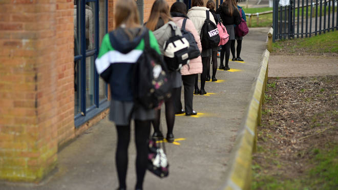 One head teacher in Essex told LBC that since coming back in March, children are finding face to face interaction difficult