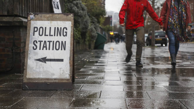 Polling stations will open at 7am and close at 10pm