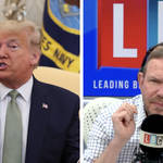 James O'Brien schools caller who opposes social media regulation after Trump's Facebook ban