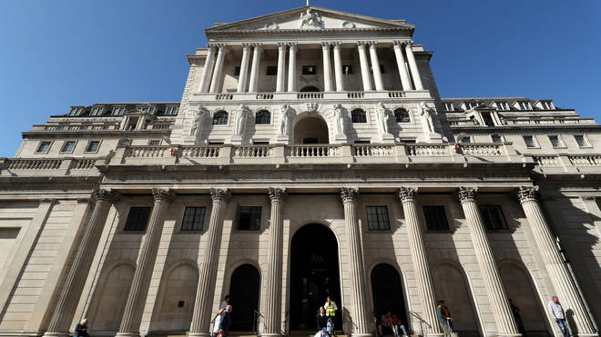 The Bank of England has hiked its expectation for the UK's post-pandemic recovery