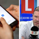 Ex-Trump supporter explains to James O'Brien how Facebook 'sucked him in'