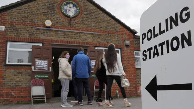 Millions cast their votes in the 2021 local election