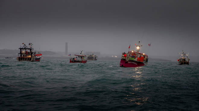 Bitter disputes over fishing rights in European waters have been ongoing for decades