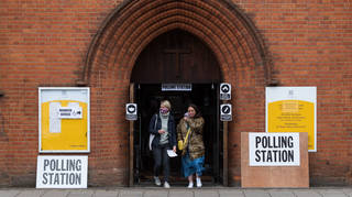 Polling stations in the UK have now closed