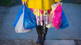 The plastic bag charge will double to 10p from May 21, it has been confirmed