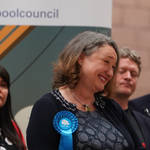 Jill Mortimer won the seat for the Conservatives
