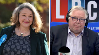 'The people of Hartlepool aren't daft,' newly-elected MP Jill Mortimer tells LBC